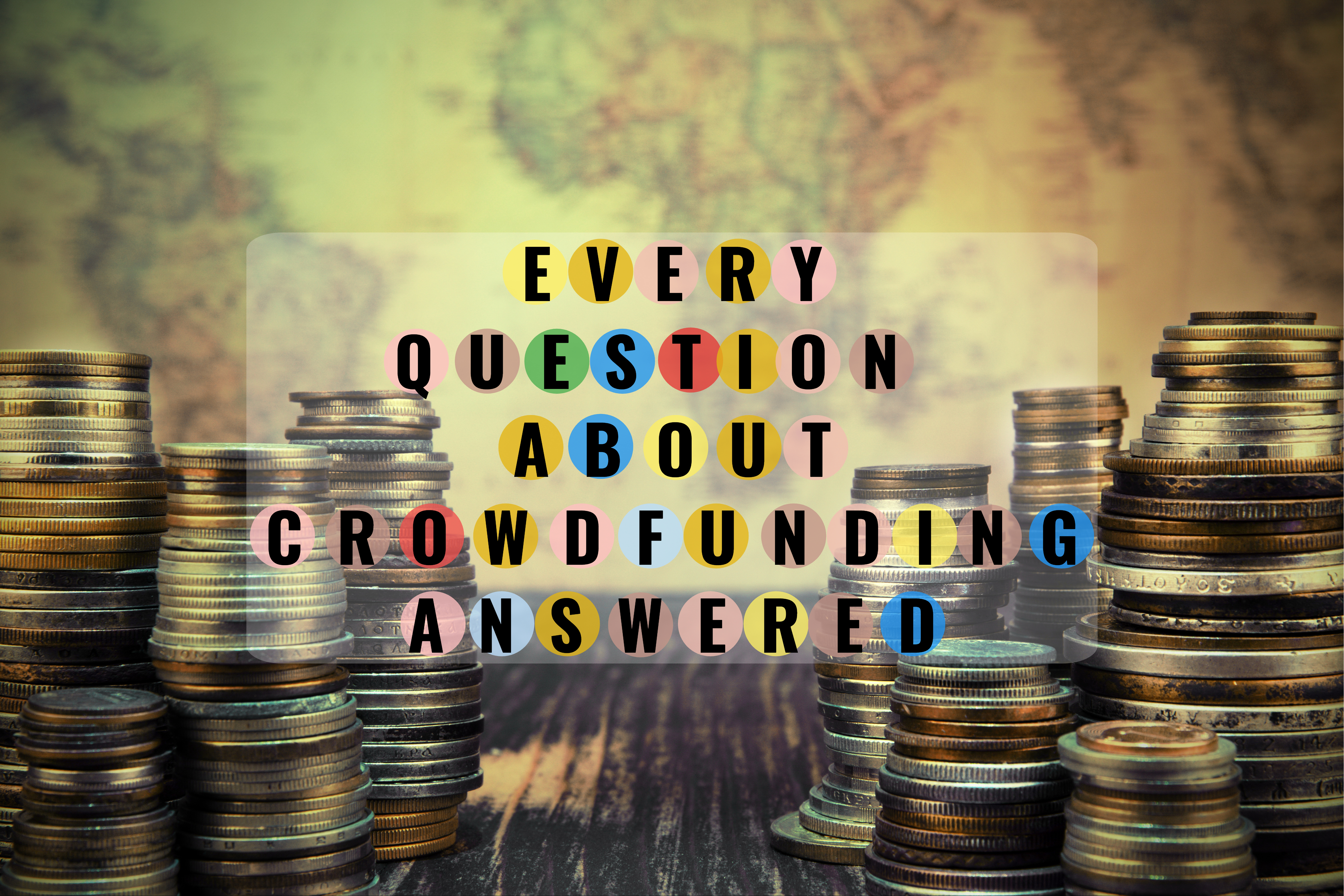 Every Question About Crowdfunding Answered