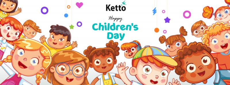 Celebrate Children's Day in a special way!