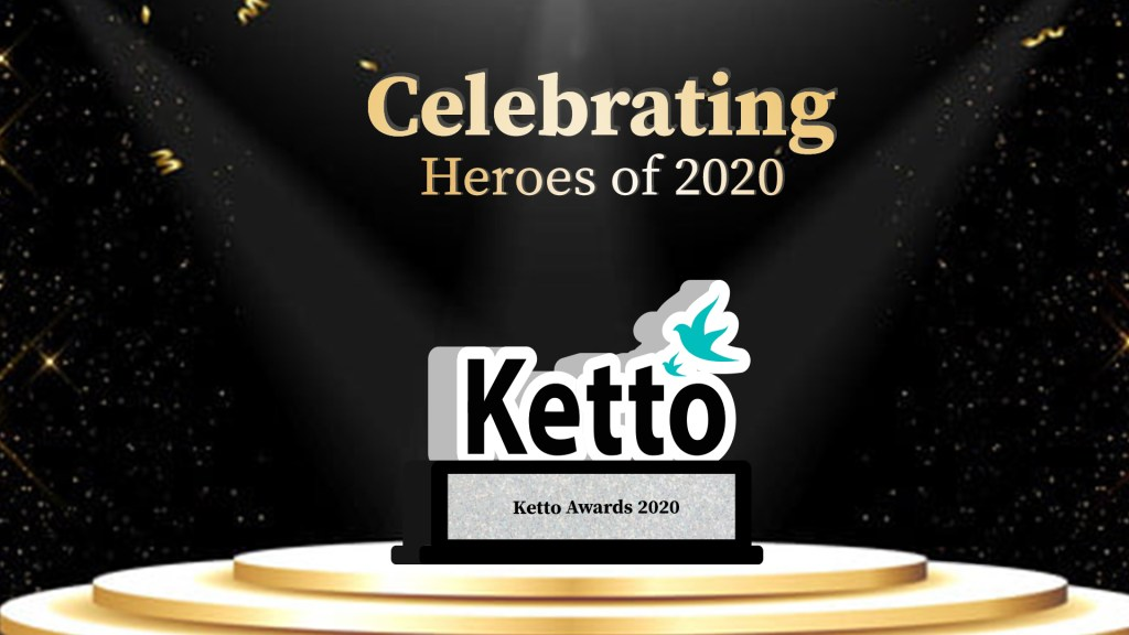 Ketto Awards Celebration 2020