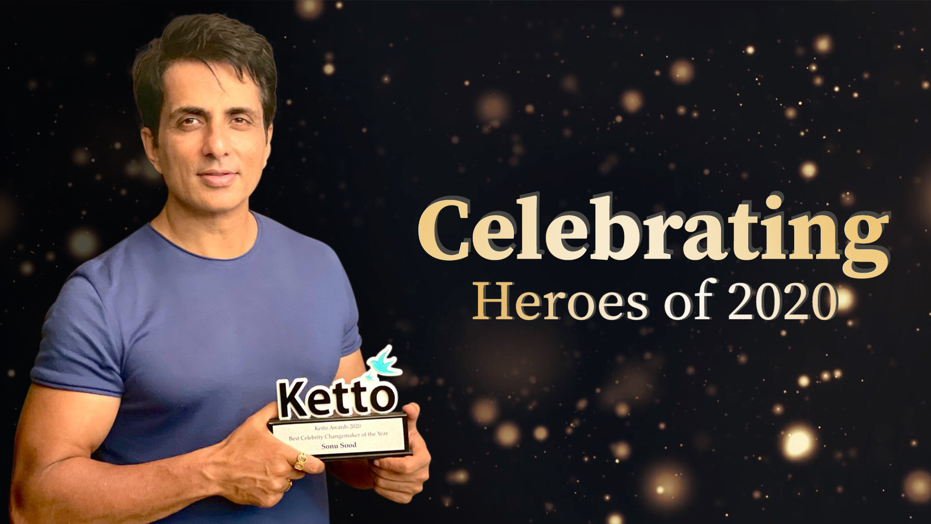 Celebrating Hero's of 2020