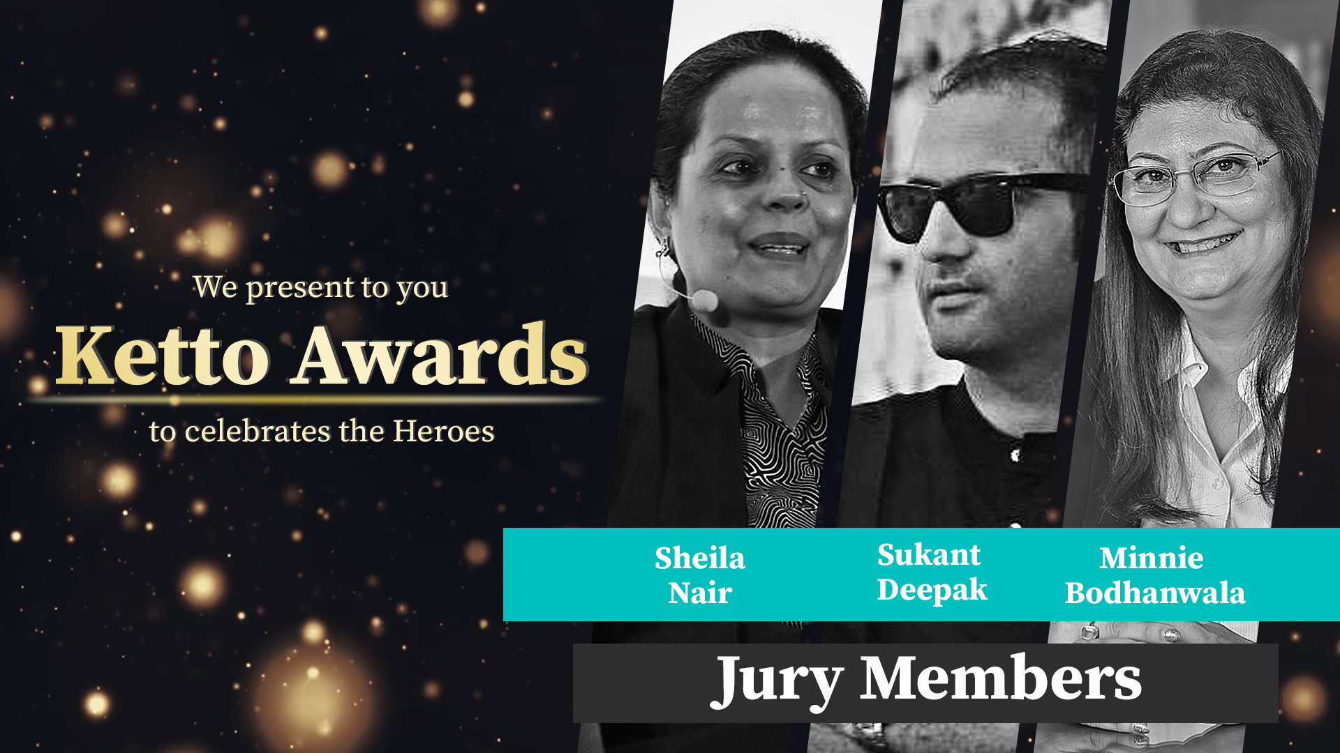 Ketto Awards 2020 Jury